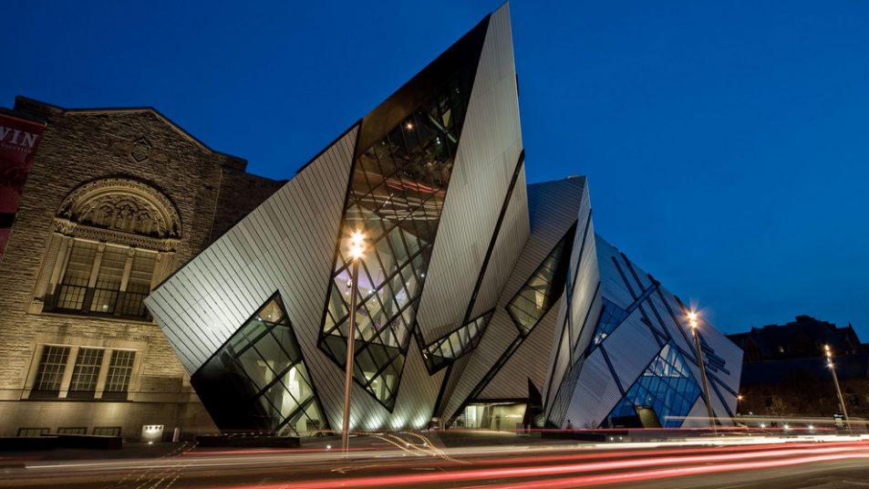 архитектура Канады
